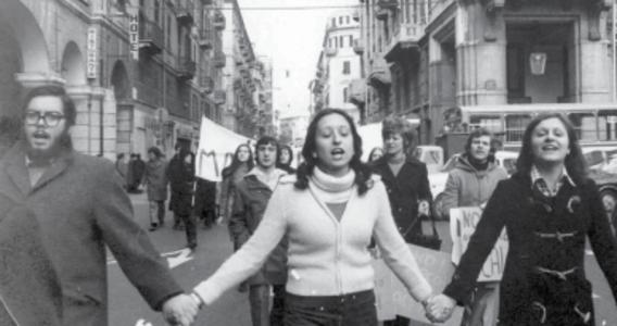 La storia delle donne