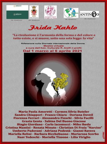 Festa della Donna: omaggio a Frida Kahlo