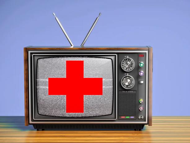 La salute sarà in tele?