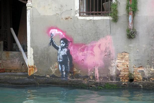 A Banksy il premio di Inquieto dell'Anno