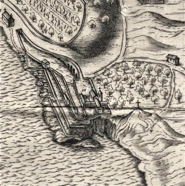 Orazio Grassi, Il complesso di San Giacomo, prima metà del XVII secolo
