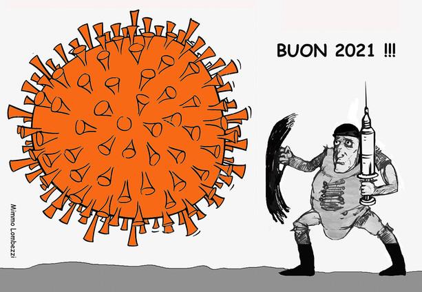 Buon 2021, di Mimmo Lombezzi