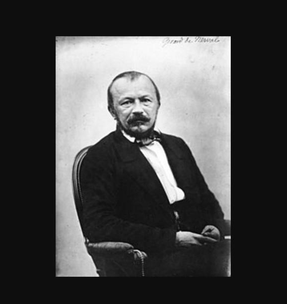 Gérard de Nerval, foto Nadar