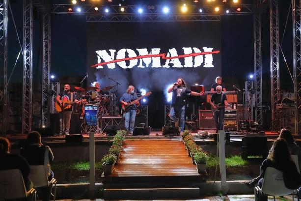 A Ceriale il concerto dei Nomadi