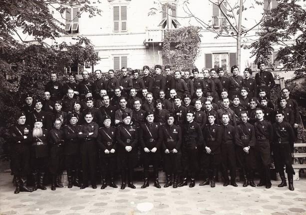 Fascisti a Savona: ecco gli elenchi con i nomi delle camicie nere