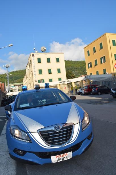 Polizia, un arresto in Piazza del Popolo