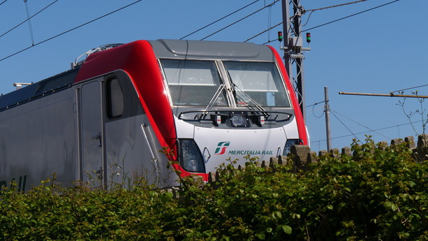 GTS Rail ordina altre tre TRAXX a Bombardier