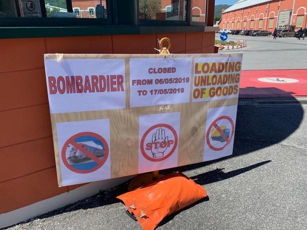 Spezzatino Bombardier: riparte la lotta