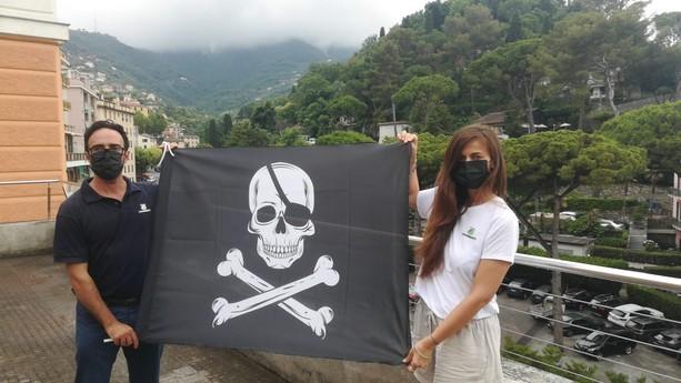 Legambiente assegna la bandiera nera a Regione Liguria