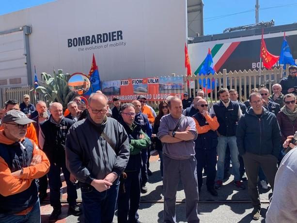 Decenza per Bombardier