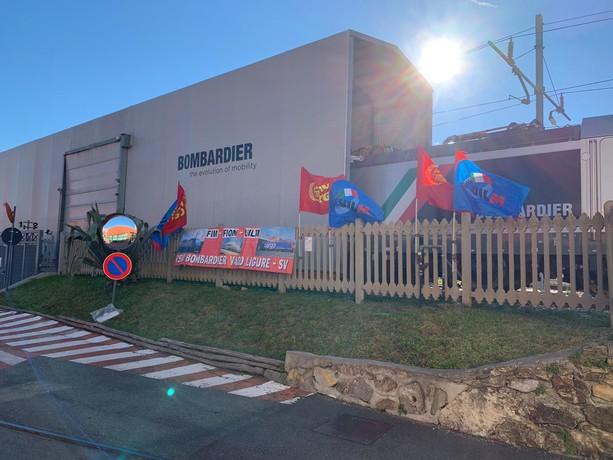 """Scioperi alla Bombadier di Vado Ligure, Ferrero (La Sinistra): """"Al fianco dei lavoratori in lotta"""""""