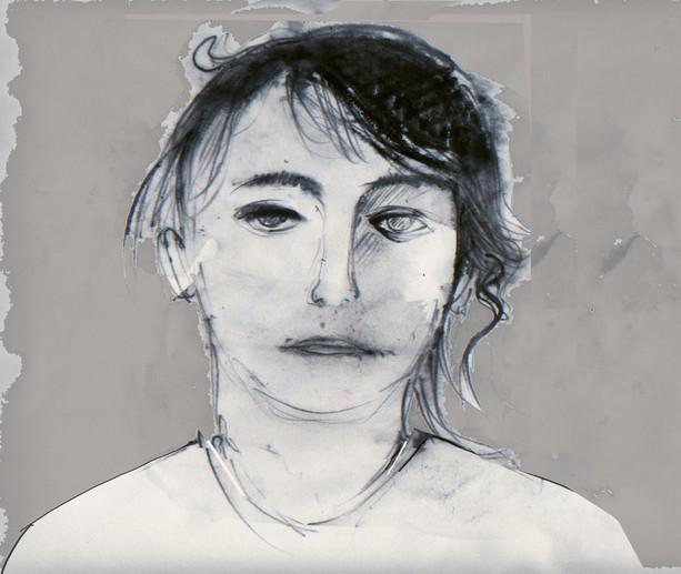 Camille Claudel, ritratto di Mimmo Lombezzi