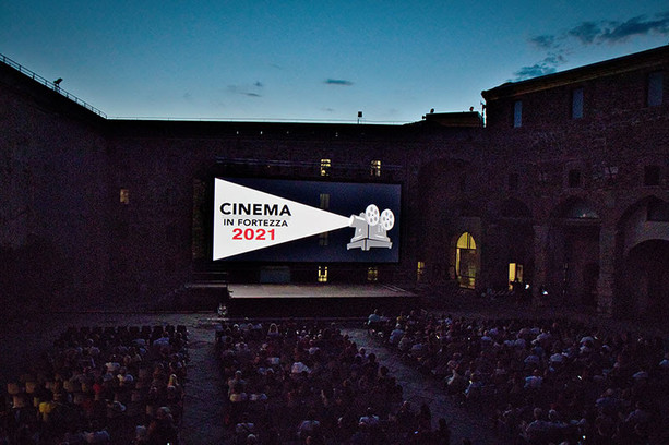 Cinema in Fortezza: il programma della settimana