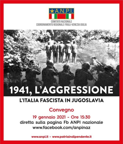 1941, l'aggressione