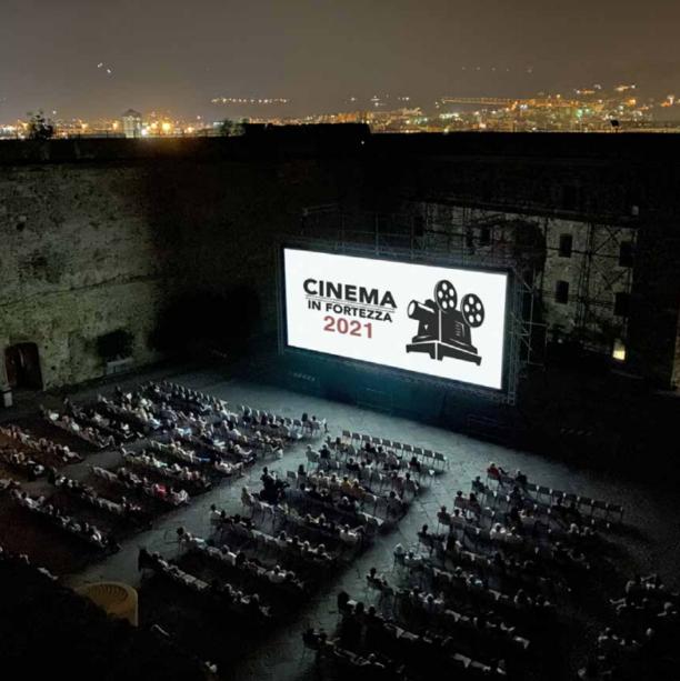 Cinema in Fortezza 2021