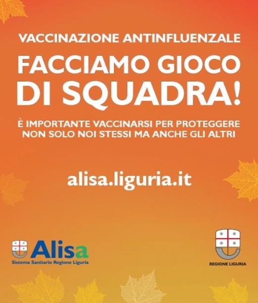 Liguria: il fallimento del piano di vaccinazione antinfluenzale
