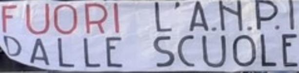 """""""Fuori l'ANPI dalle scuole"""": lo sdegno di ARCI"""