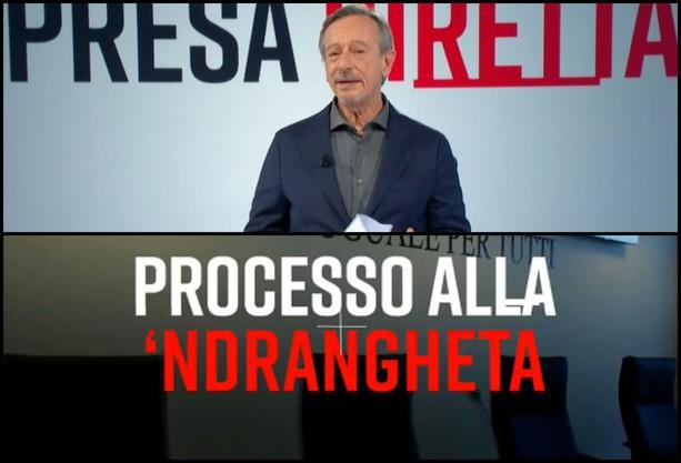 PresaDiretta: raccontare la 'ndrangheta è un dovere civile