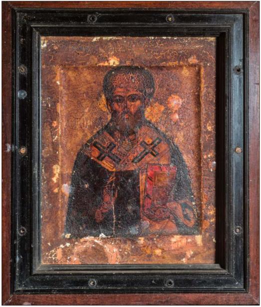 Un'icona bizantina a Savona e il giro dei Siri tra Roma e l'Europa d'Oriente