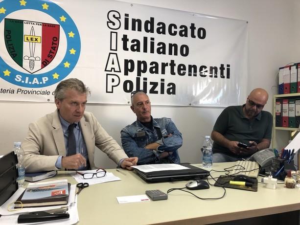 Liguria, se manca la polizia